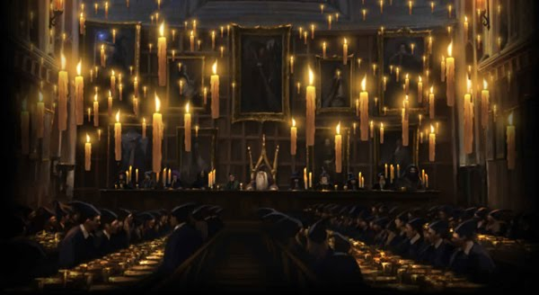 Comedor Harry Potter Of Hogwart Wielka Sala Galeria Zdj Harry Potter